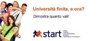logo start laureati